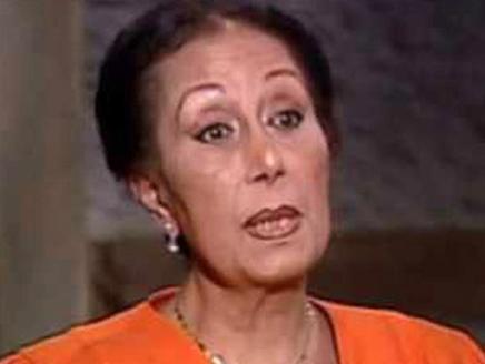 hgsh]hj رقية السادات: والدي مات وقرار إقالة مبارك بحقيبته